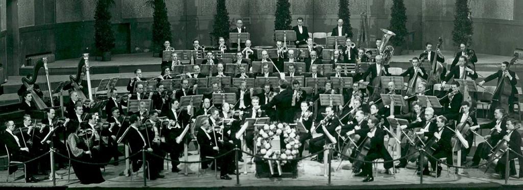 Residentieorkest 1945